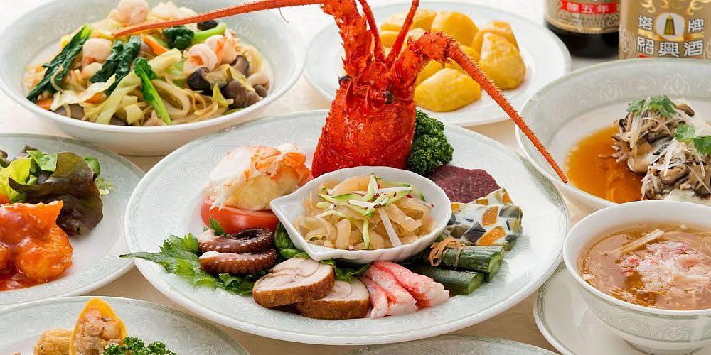 Totenkaku: The finest Chinese cuisine and restaurant in Kobe